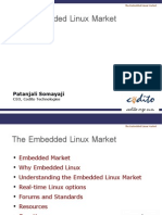 The Embedded Linux Market