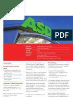 Asda Case Study