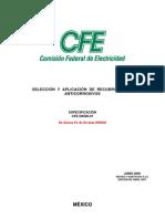 D8500-01 SELECCIÓN Y APLICACIÓN DE RECUBRIMIENTOS