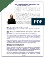 Interview with Technical Writer & Journalist John Melendez
