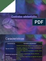 Contratos adelantados (Forwards)