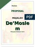 Proposal Majalah