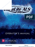 UltraLite-ALS Operators Manual 2011 - CAO Group, Inc.