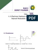 Tke 221 Slide Bab 9 - Deret Fourier