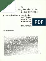 0RTEGA-LUCKAS-BARTHES