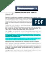 AOL News_Oct 13, 2008_When Will Mayhem End, Think Investors