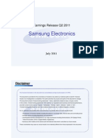 Samsung Annual Report 2011