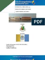 Informe de La Obra Lorica 3ra