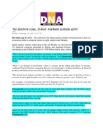 DNA_Sept 22 -2, 2008_'No Positive Cues, Indian Markets Outlook Grim'