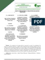 Estudio de La Respuesta Termica y Dielectric A en Aceites Vegetales
