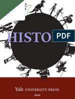 Yale University Press History 2012 Catalog
