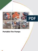6344-2 Portable Fire Pumps Leaflet
