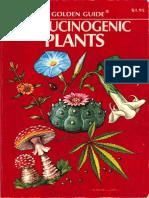 Hallucinogenic Plants - A Golden Guide