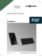 Instructiuni Service Panouri Solare Vitosol 200-F