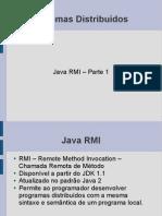 Java Rmi Parte1