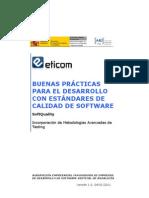 Soft Quality Manual Buenas Practicas Testing Enero 2011 v1.0