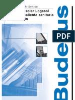 Manual Tecnico Energia Solar Buderus
