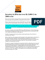Mint_15th Sept 2008_Investors in IPOs Lost Over Rs 5,000 Cr In
