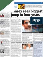 Mumbai Mirr2o_IPOs Witness Value Erosion of Over $3Bn_Oct 14, 2008