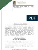 PETIÇÃO INICIAL - RODRIGO TELES MERG - APTO. 606
