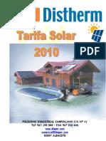 000 ENERGIA SOLAR TÉRMICA DISTHER