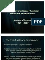 A Critical Evaluation of Pakistan Economic Performance