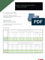AMG 0250 Product Datasheet en RevB