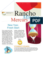 Rancho Mirage Mercury January 2012 Issue