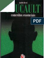 REVEL, Judith. Foucault Conceitos Essenciais