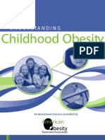 AOTA Childhood Obesity Brochure