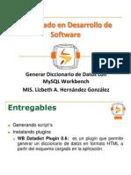 GenerarDiccionarioDatos