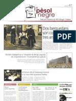El pèsol Negre nº 47. Abril-Maig 2010
