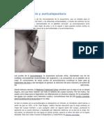 Auriculoterapia y auriculopuntura