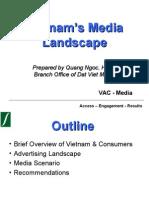 Vietnam's Media Landscape