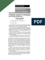 IRTP se adscribe a la PCM