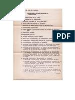 Documento OVNI Gendarmería -  Argentina