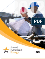The State of American Energy Report