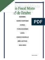 PROGRAMAS DE C++(DARIO)