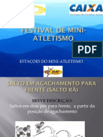 Estacoes Mini Atletismo