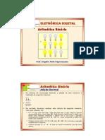 AritmeticaBinaria-Eletromecanica