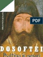 Dosoftei - Psaltirea in Versuri (Cartea)