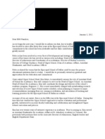 January 3 ESD Parent Letter