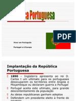República+Portuguesa