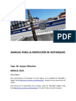 MANUAL PARA LA INSPECCIÓN DE ISOTANQUES