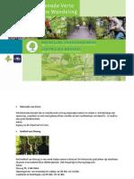 Brussel - De Groene Wandeling - Uitgebreid