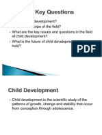 Child Development, Chapter 1, Paduano