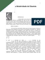 Teoria Da Relatividade (Albert Einstein)