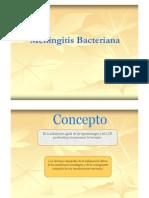 Meningitis Bacterianas