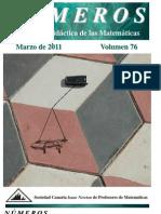 Revista Matematica-Volumen 76 Nx