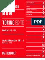 Manual MR 61 Actualizacion 1